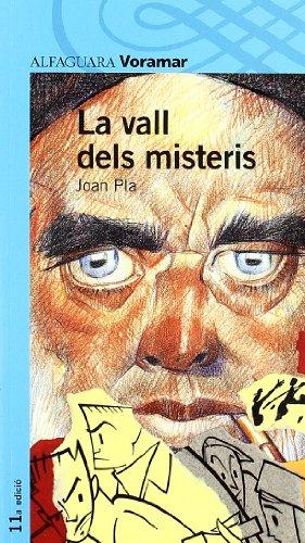 9788481941333: La Vall Dels Misteris - Voramar (Azul 12+)