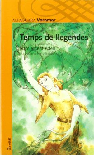 9788481941364: Temps de Llegendes - Voramar