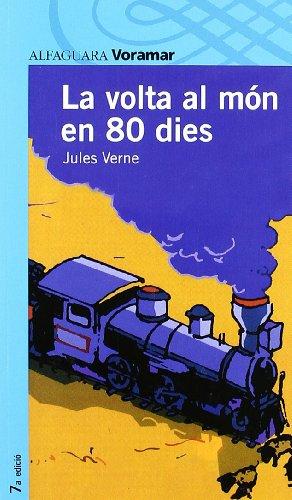 9788481942750: La Volta Al Mon En 80 Dies