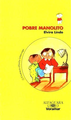 9788481943443: Pobre Manolito