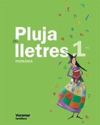 9788481946383: Pluja Lletres 1 PriMaría Voramar - 9788481946383