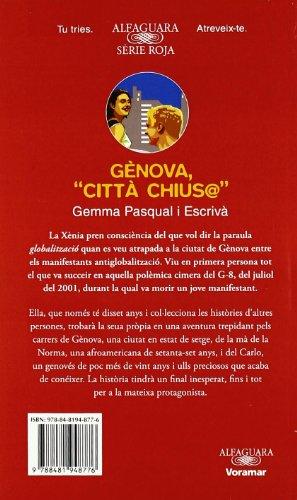 9788481948776: Genova, città chiusa