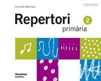 9788481948981: MUSICA REPERTORI VALENCIA 2 PRIMARIA - 9788481948981