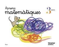 9788481949018: APRENC MATEMATIQUES 3 ANYS