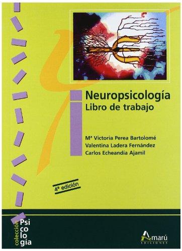 9788481961126: Neuropsicología. Libro de trabajo
