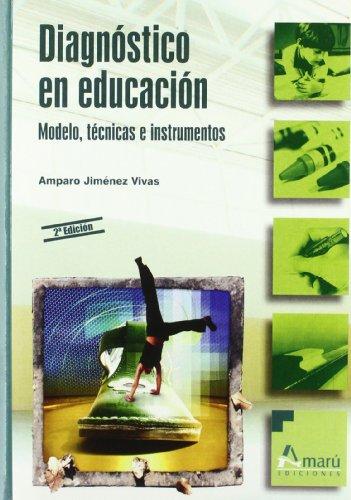 DIAGNOSTICO EDUCACION: JIMENEZ VIVAS AMPARO