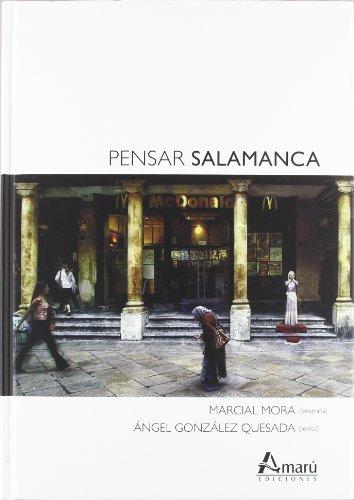 9788481962215: Pensar Salamanca