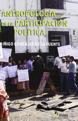 9788481963144: Antropologia de la participacion politica (Ciencia Del Hombre)