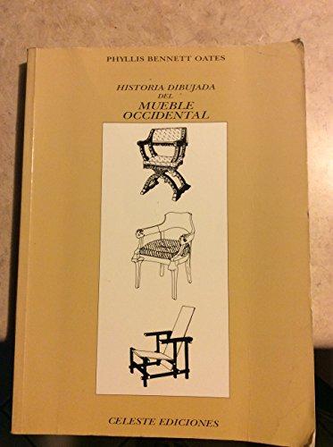 9788482110264: Historia dibujada del mueble occidental