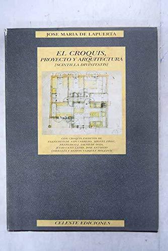 9788482110936: El Croquis, Proyecto y Arquitectura: Scintilla Divinitatis (Spanish Edition)