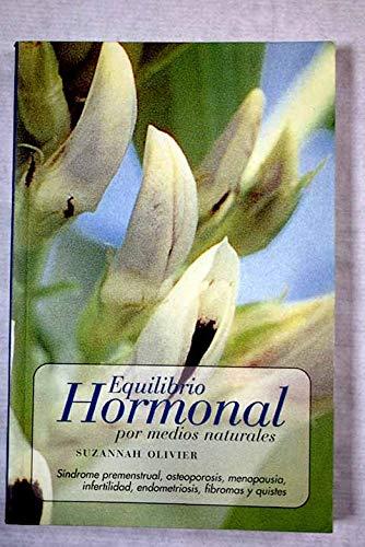 Equilibrio hormonal por medios naturales: n/a