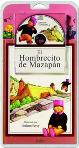 9788482140285: El Hombrecito de Mazapan / The Gingerbread Man - Libro y CD (Spanish Edition)