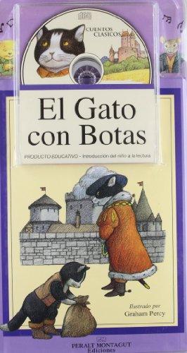 9788482140346: Gato Con Botas, El (+cd) (Cuentos En Imagenes)