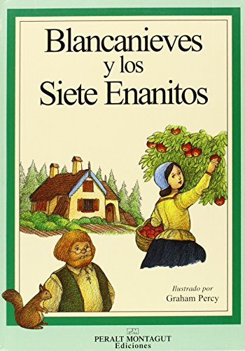 9788482140520: Blancanieves Y Los Siete Enanitos (+cd) (Cuentos En Imagenes)