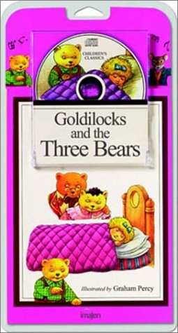 Goldilocks and the Three Bears - Book and CD