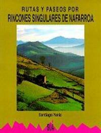 9788482160399: Rincones singulares de Nafarroa