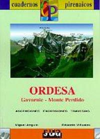 9788482160979: Ordesa (Gavarnie, Monte Perdido)