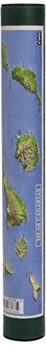 9788482161419: Canarias, mapa panoramico