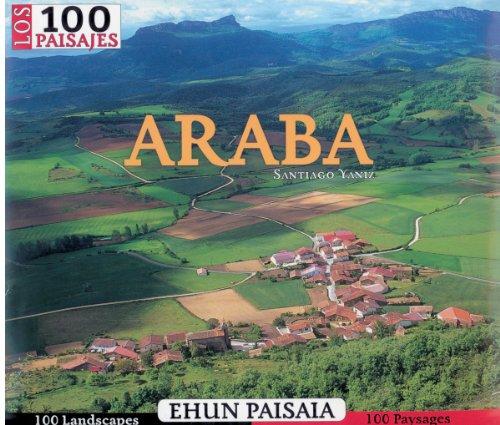 9788482162201: Los 100 paisajes de Araba