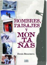 9788482162935: HOMBRES, PAISAJES Y MONTAÑAS (Varios Sua)