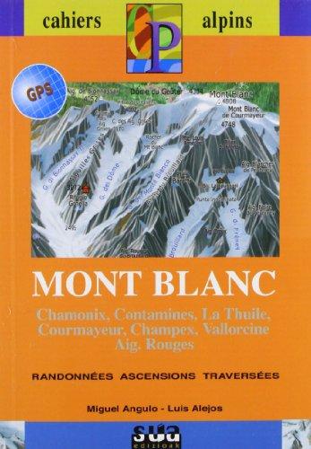 Mont Blanc: MIGUEL ANGULO BERNARD;