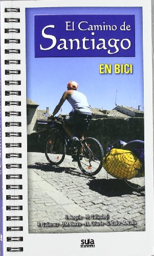 9788482163901: El Camino de Santiago en bici (Cicloturismo)