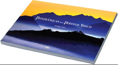 9788482164557: PANORAMICAS DEL PIRINEO VASCO (SUA)
