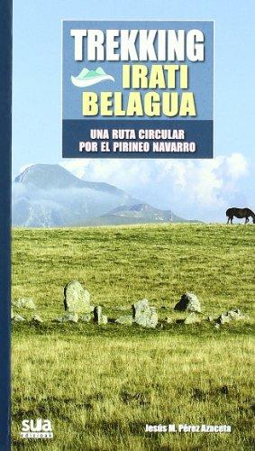 9788482164564: Trekking Irati Belagua