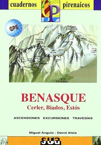 9788482164588: BENASQUE (LIBRO+MAPA GPS) CUADERNOS PIRENAICOS
