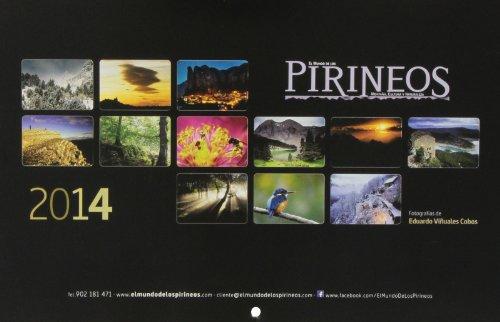 9788482165288: Calendario 2014. El Mundo De Los Pirineos Egutegia (Sua Egutegiak)