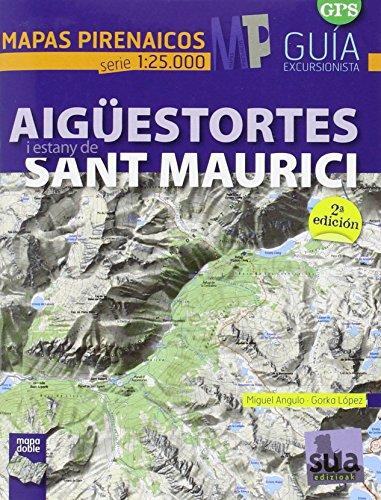 9788482165707: (2� Ed.) Aiguestortes I Estany De Sant Maurici - Mapas Pirenaicos (1:25000)