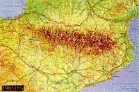 9788482169347: El mundo de los Pirineos / Mapa en relieve Pirineos