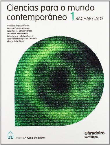 Ciencias mundo contemp.1º.bach*en galego*: Anguita Virella, Francisco/Carrion