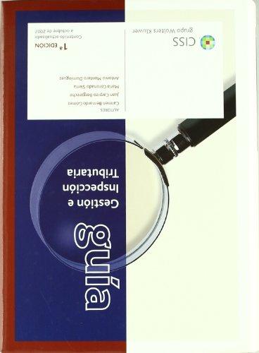 9788482354637: Guía gestión e inspección tributaria