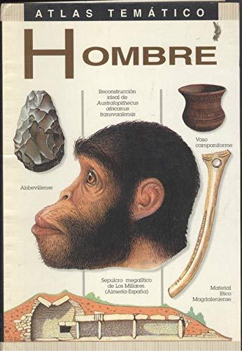 9788482360751: Atlas tematico hombre
