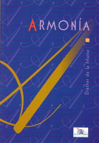 9788482361055: Armonia (Musica (idea))