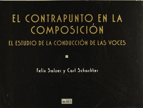 9788482361338: Contrapunto en la composicion, el (Musica (idea))
