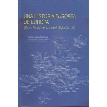 9788482362069: UNA HISTORIA EUROPEA DE EUROPA II (Spanish Edition)