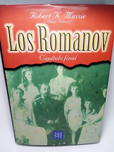 9788482370774: Los romanov - capitulo final