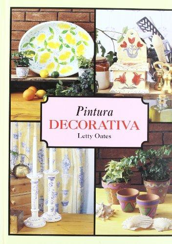 9788482380711: Pintura Decorativa (Spanish Edition)