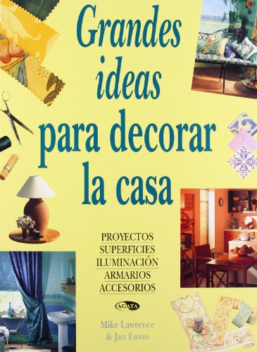 9788482380773: Grandes ideas para decorar la casa
