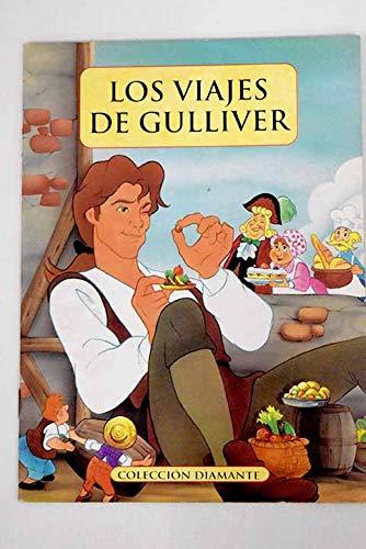 Los Viajes De Gulliver (Coleccion Diamante): Anonimo