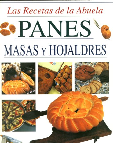 9788482382975: PANES. MASAS Y HOJALDRES