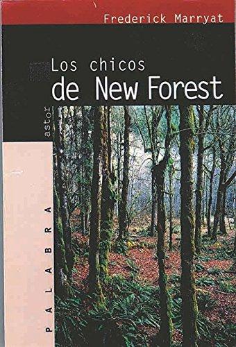 9788482394480: Los chicos de New Forest (Astor)