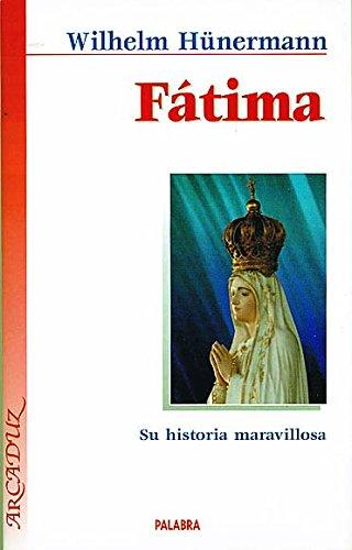 9788482394657: Fátima (Arcaduz)