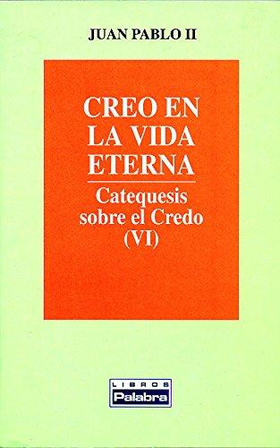 9788482394732: Creo En La Vida Eterna. Vi. Catequesis S (Libros Palabra)