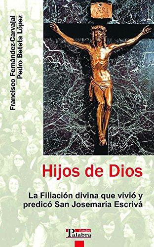 9788482398044: Hijos de Dios (Estudios Palabra)