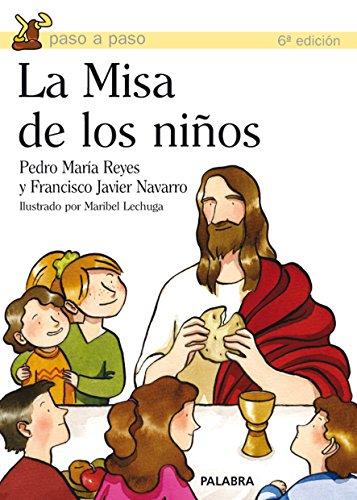 9788482398877: La Misa de los niños (Paso a paso)