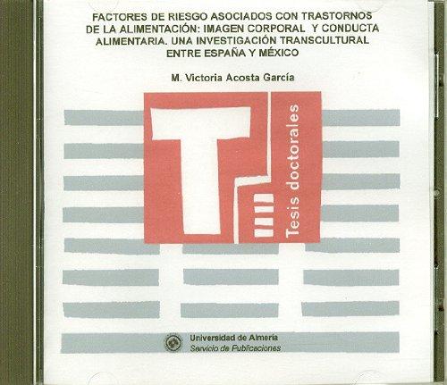 Factores de riesgo asociados con trastornos de: Acosta García, María