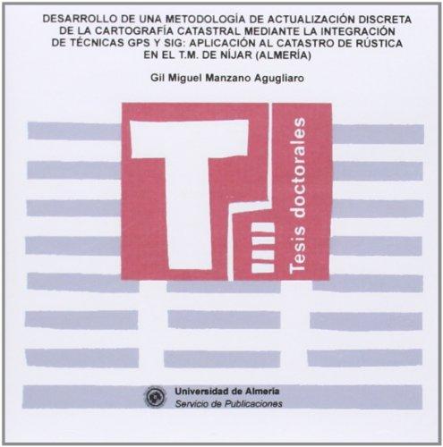 9788482406497: DESARROLLO DE UNA METODOLOGIA DE ACTUALIZACION DISCRETA DE L